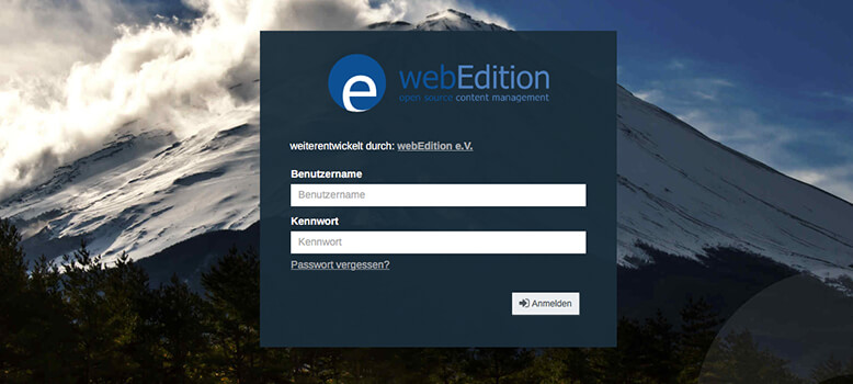 webEdition 7 Update